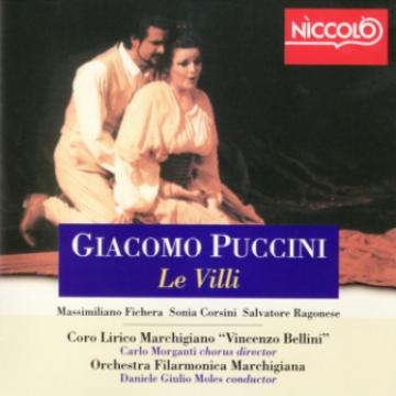 Le Villi (Giacomo Puccini) – Audio CD