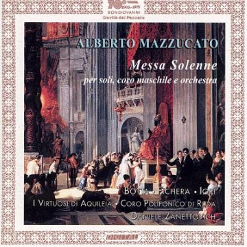 Messa Solenne (Mazzucato Alberto) – Audio CD